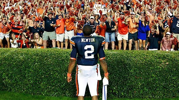 Photo: Auburn University, football photos.