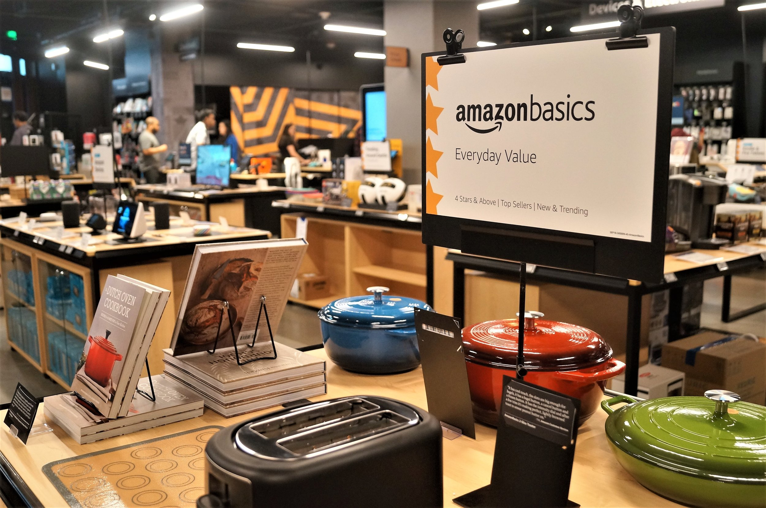 Amazon's 4-Star Store in Seattle