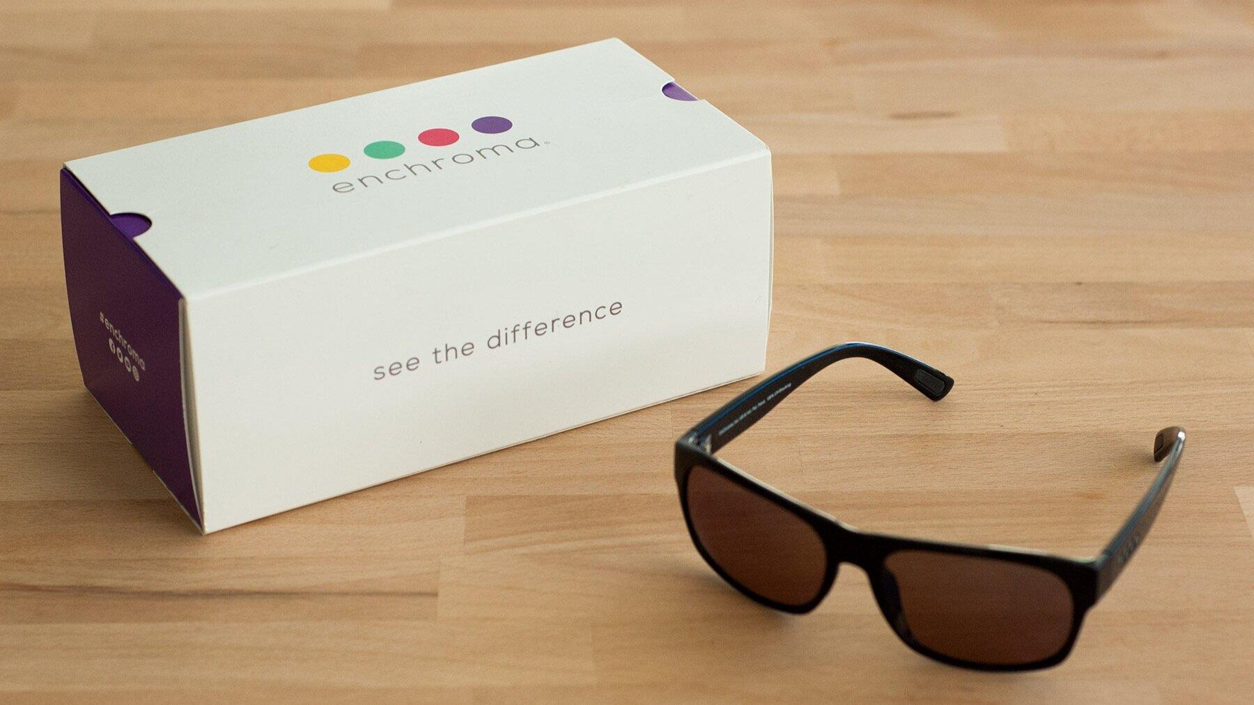 Enchroma  | Strategy - Identity Refresh - Packaging - Web Design