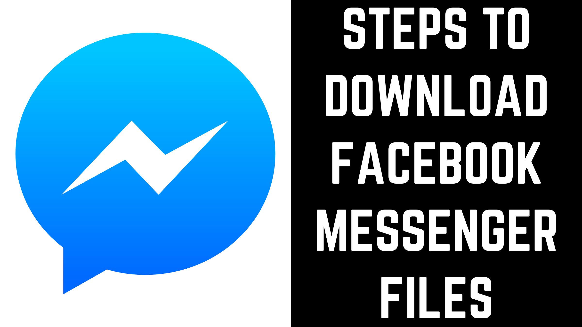 Download messenger facebook Download Facebook