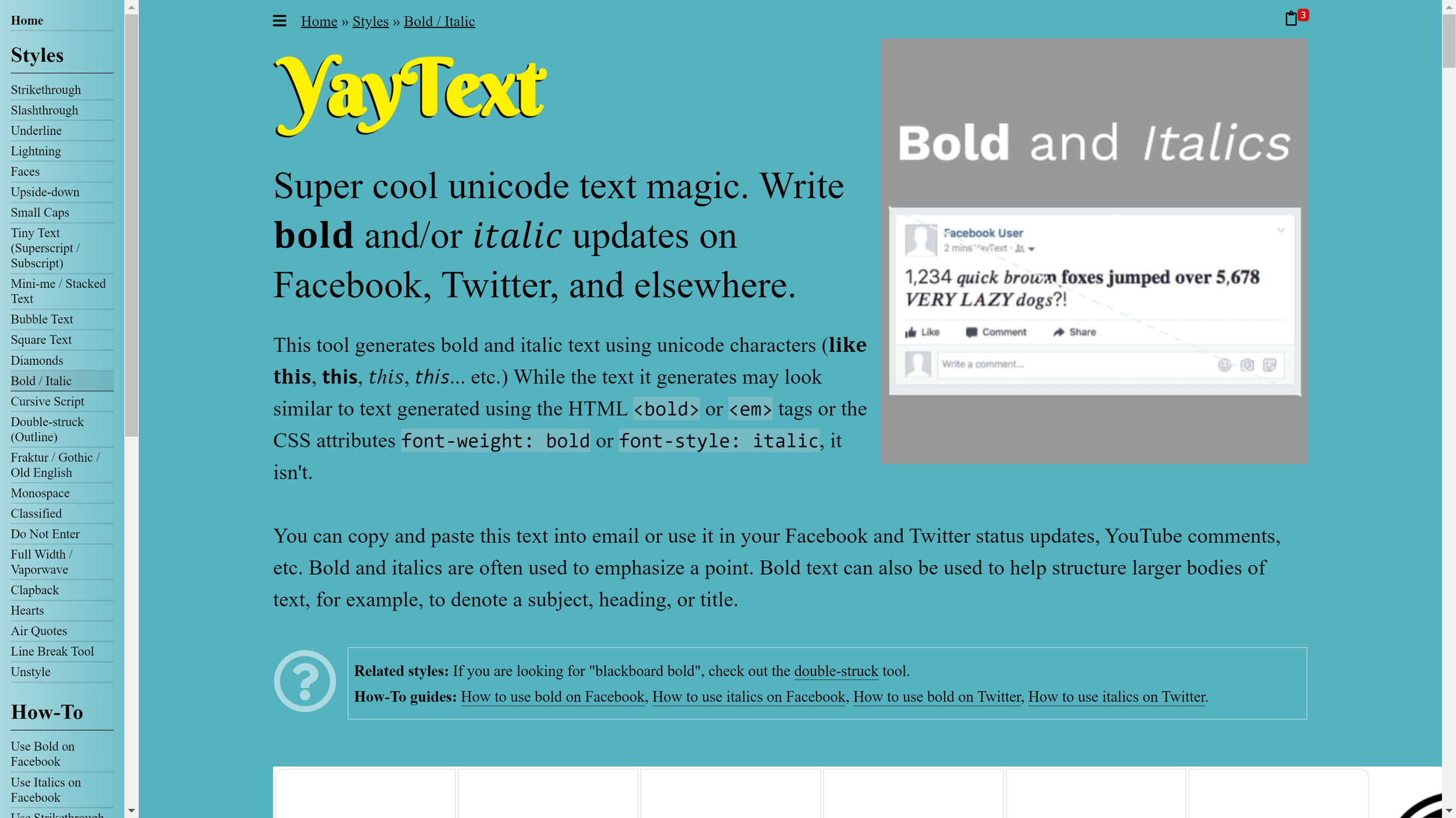 How To Bold Text In Facebook Post Max Dalton Tutorials Old english poetry included long epic heroic poems, which drew on the bible as well as on pagan sources for their content. how to bold text in facebook post