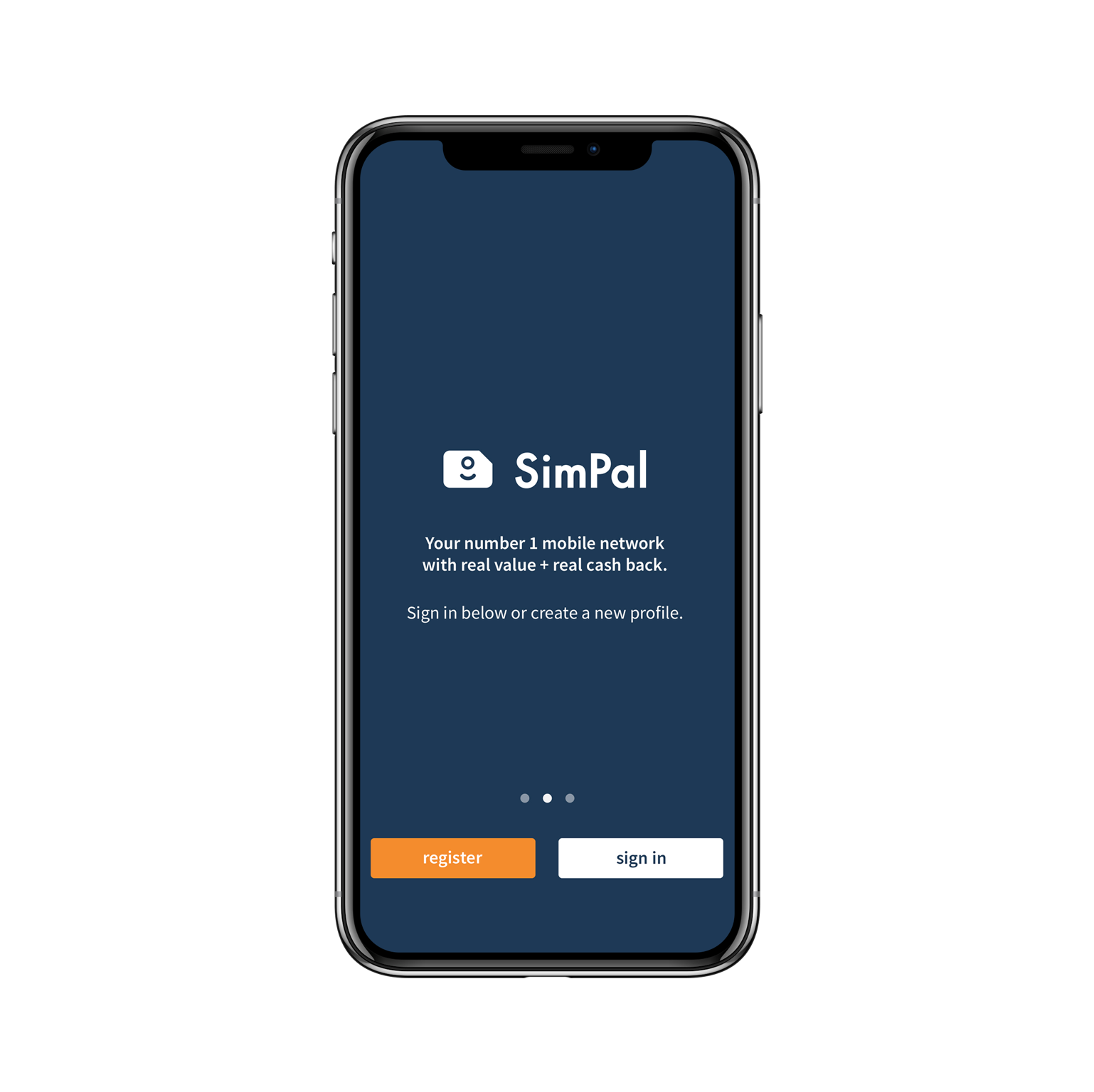 Simpal - South African mobile network.Requirements: Logo, General Brand Identity, Promotional Material, Website + App.See Full Project ➝