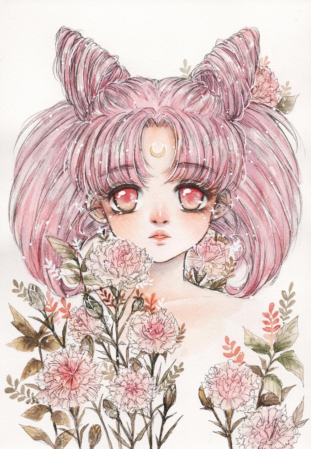 Baby Pink Carnation