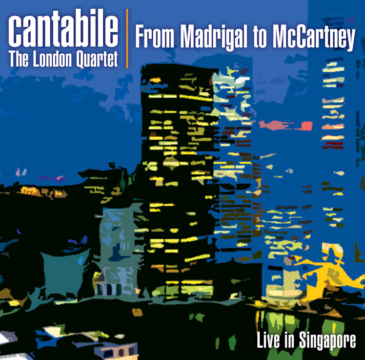 From Madrigal to McCartney