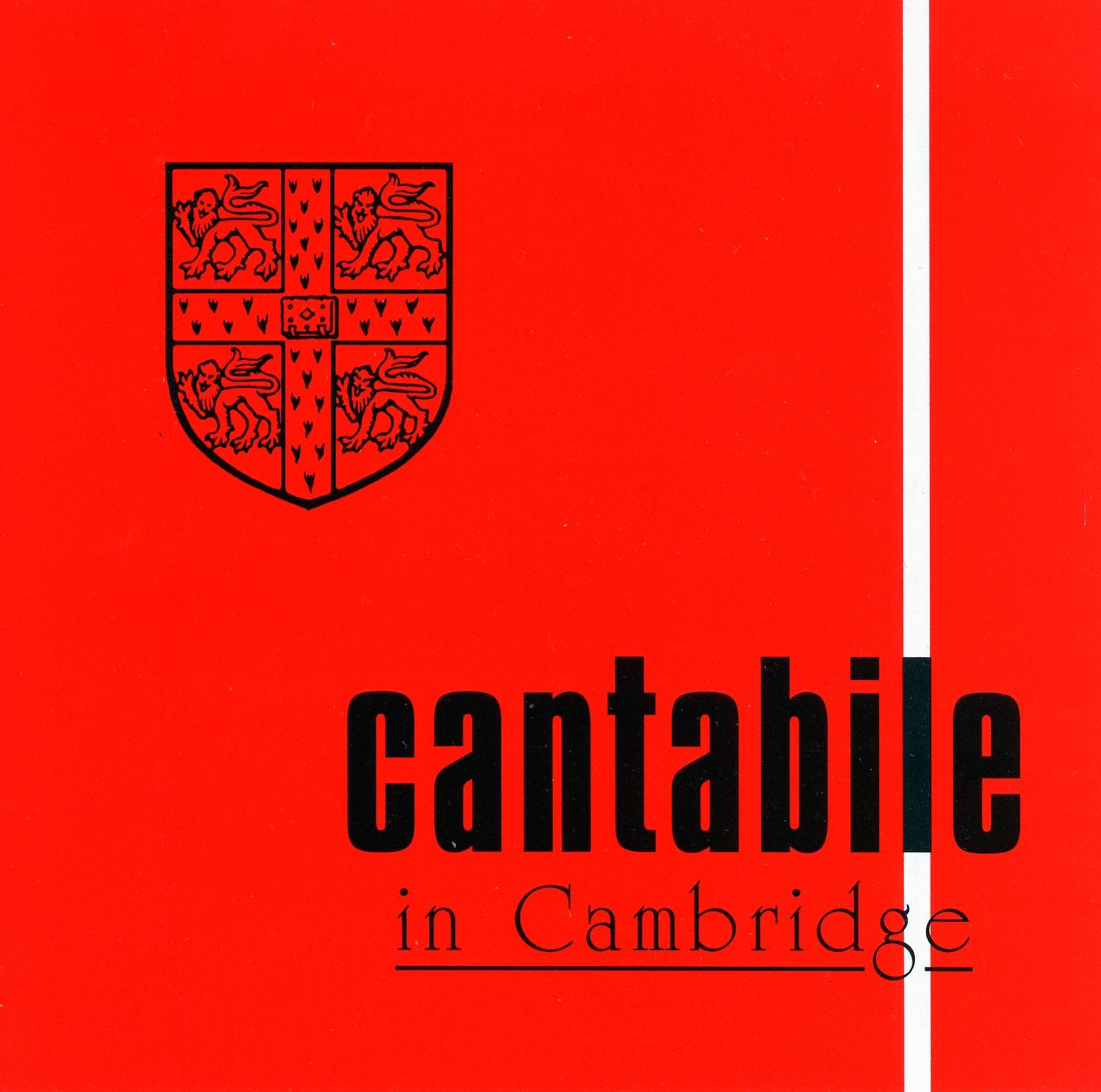 Cantabile in Cambridge
