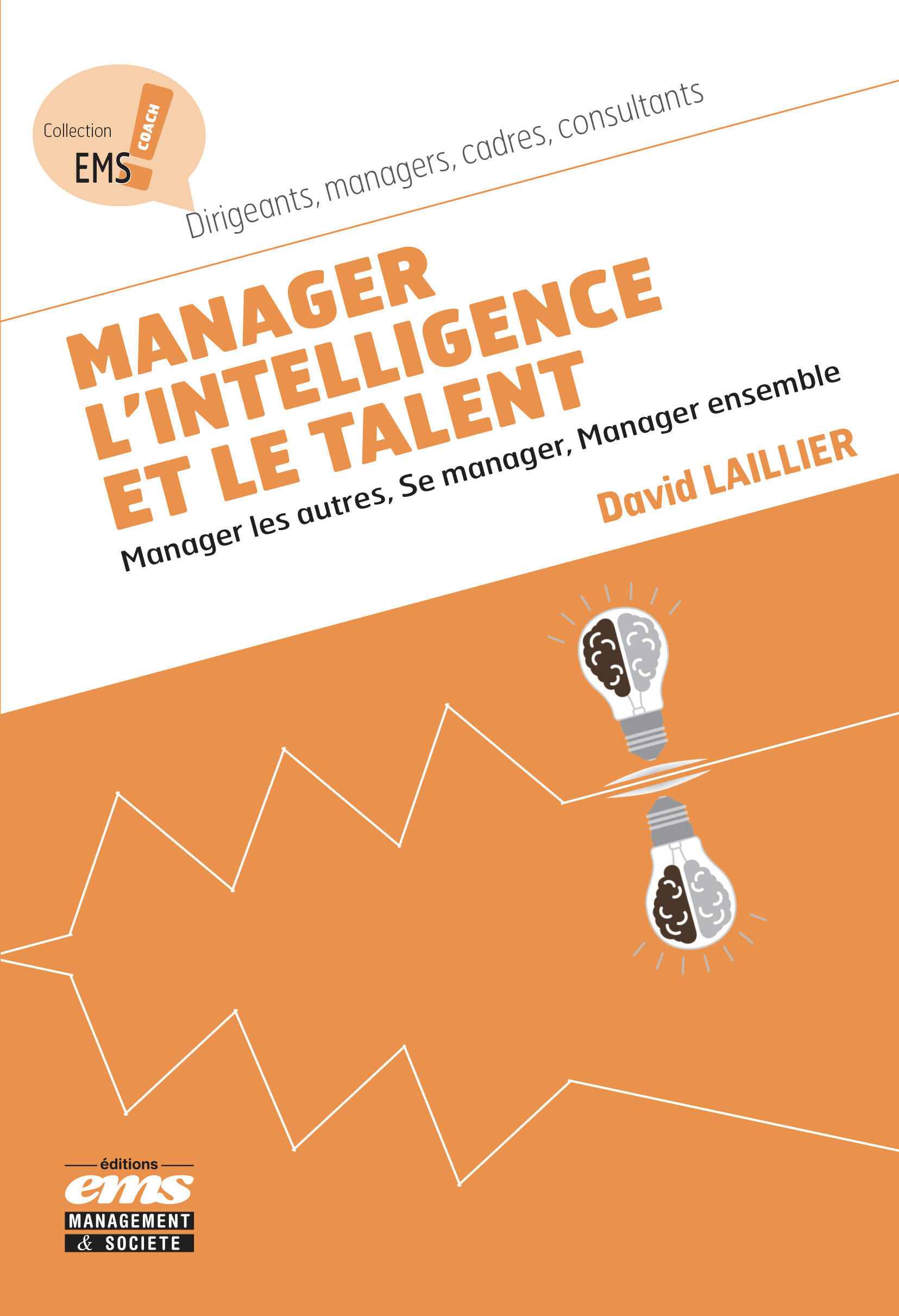 Manager l'Intelligence et le Talent: Manager les autres, Se manager, Manager Ensemble