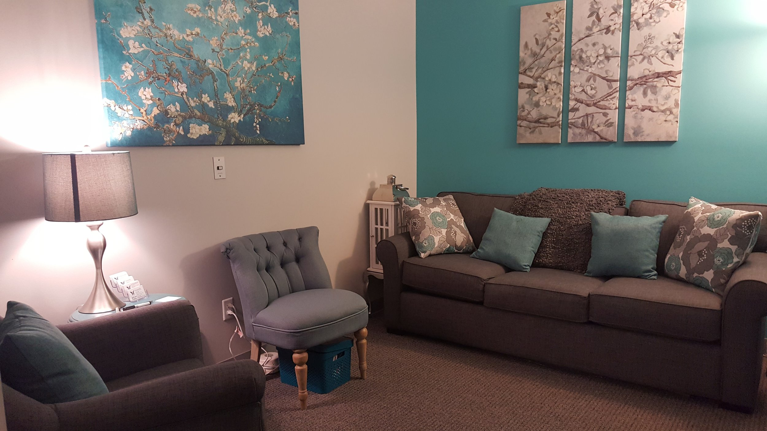 Copy of Medium Therapy Room at Hope Therapy Center in Burbank