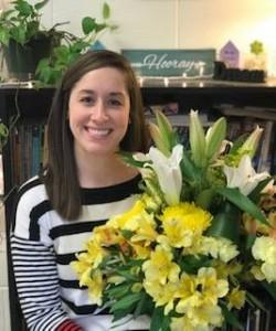 Lauren Boaz, Moneta Elementary