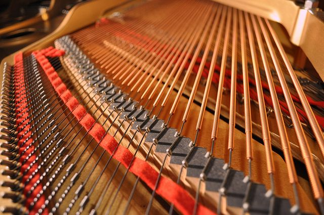 Servicing Your Piano - Tuning, Repairs, Restoration, Moving.We do it all