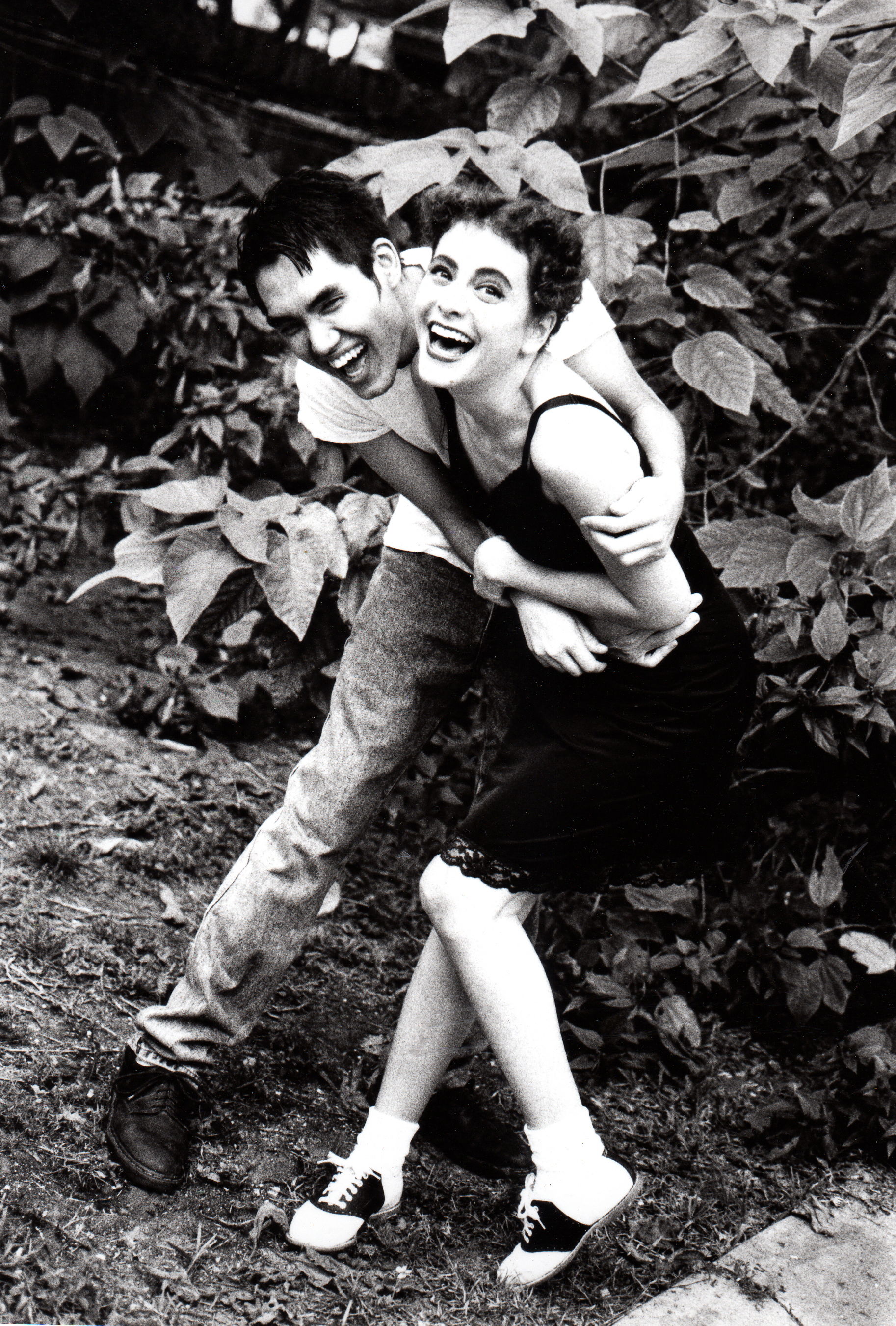 Danny and Maelita