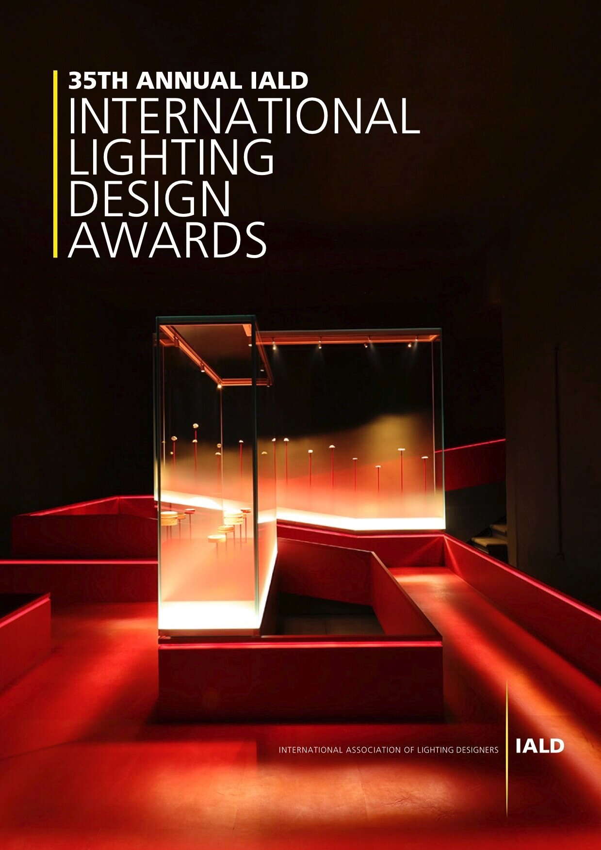 2018 Awards Book for the 35th Annual IALD International Lighting Design Awards.   Click to view full book.
