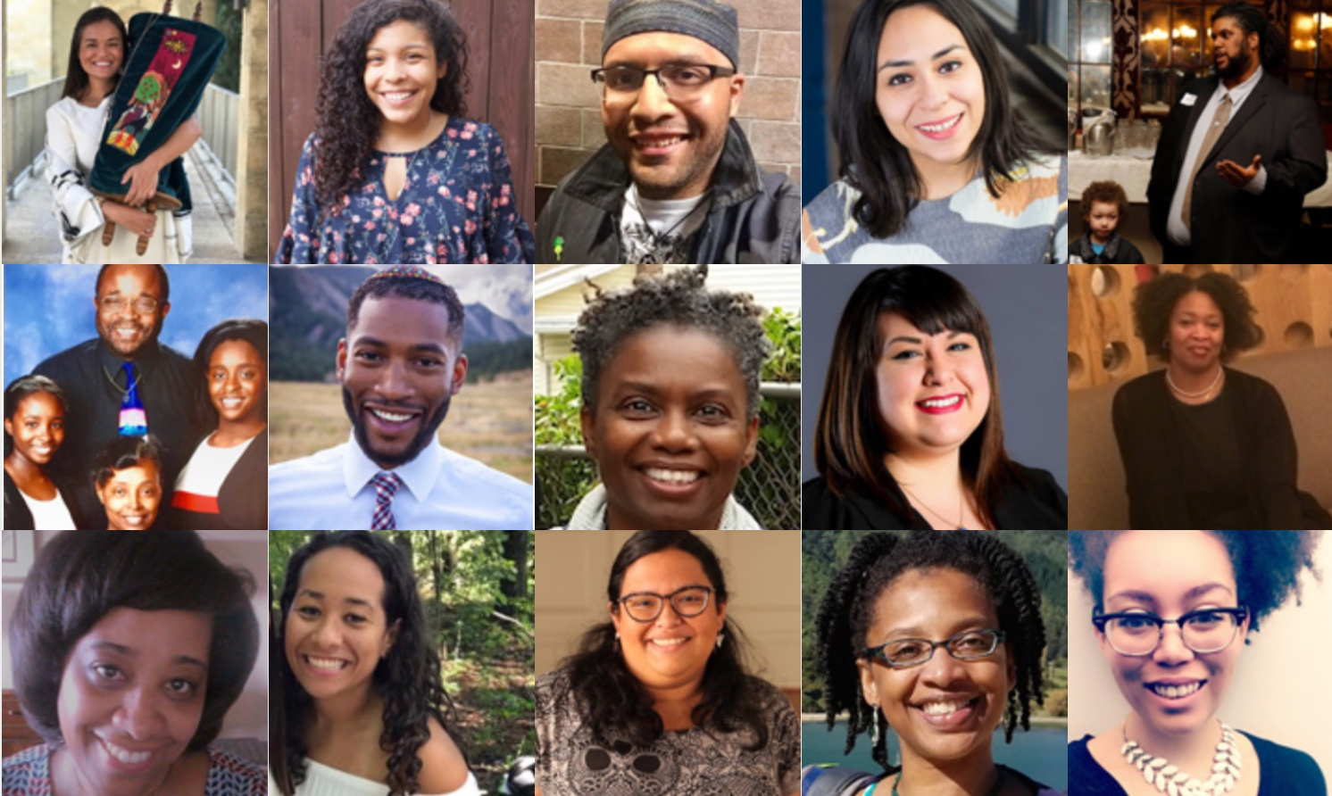 "URJ Invests in Jews of Color Leadership Development - 3/07/2018 - ""The 2018 fellows were selected from a committed, passionate, highly-qualified applicant pool representing diversity in age, language, race, ethnicity, profession, location, and sexual orientation. There was a 50% increase in the number of applicants over the fellowship's first year.By cultivating fellowship participants as emerging Reform Movement leaders, the URJ is developing another pipeline - like NFTY and the L'Taken Social Justice Seminars - for future HUC-JIR students and staff within the URJ's network of camps, communities, and congregations."""