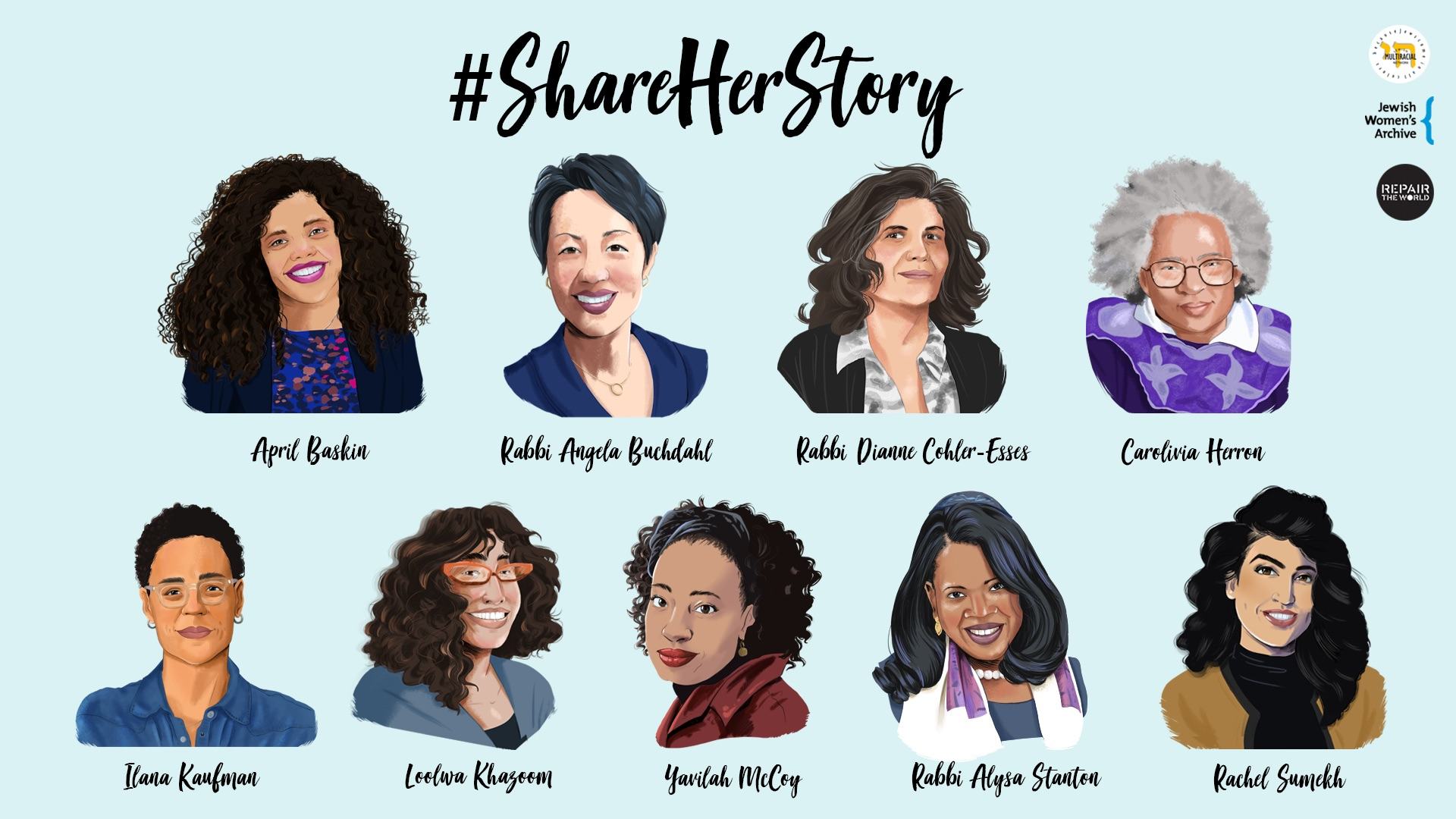 2018 - Featured in the first edition of the    #ShareHerStory    Campaign.
