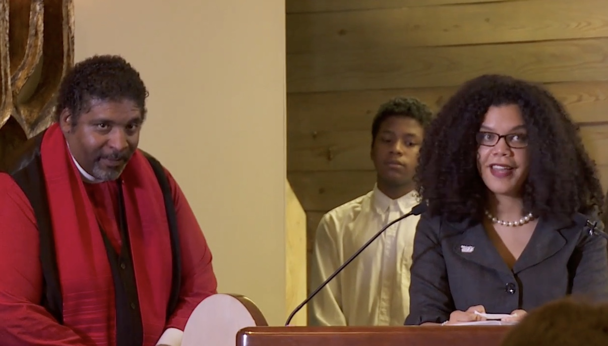 Talking Love & Accountability, Nitzavim Campaign in NC with Rev. Barber // Credit: RAC