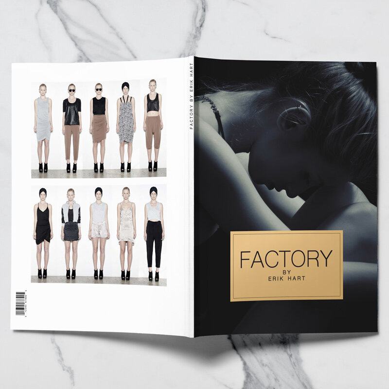 Factory by Erik Heart