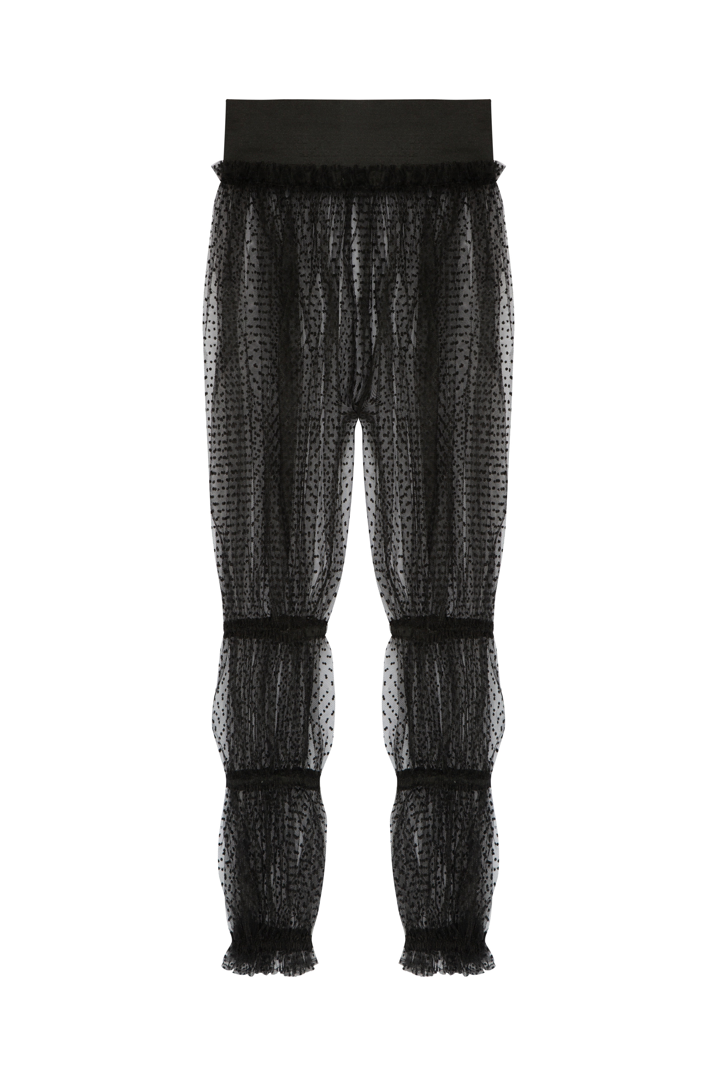COMPLETE THE LOOK - Demi Pant in Tulle USD 300