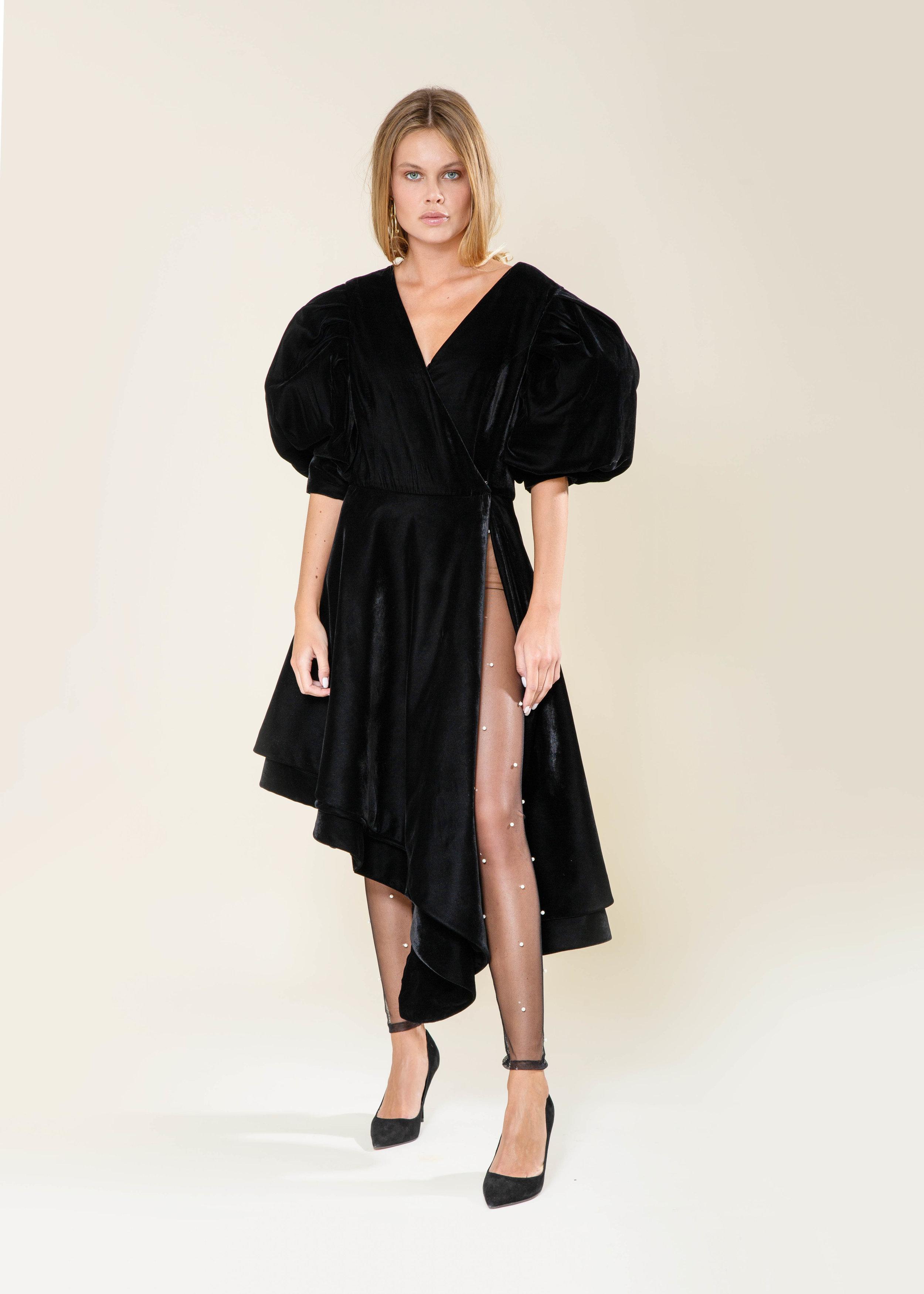 COMPLETE THE LOOK - Jacqueline Dress CoatUSD 540