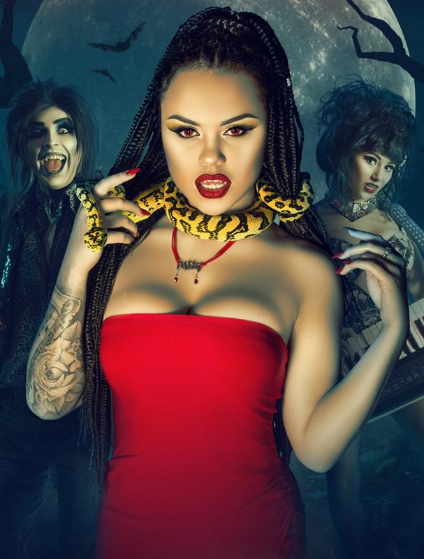 - Dracula's