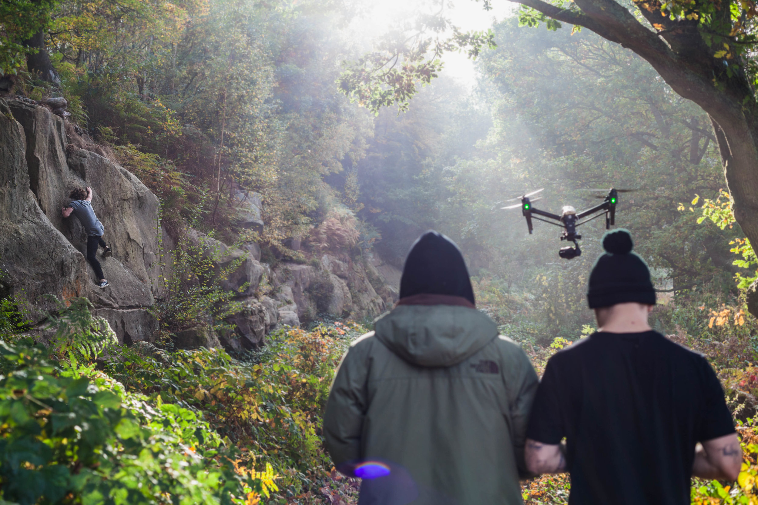 VIDEO: DRONE - This category always gets overlooked but never fails to deliver incredible results from those who enter! Grab a drone and get creative!