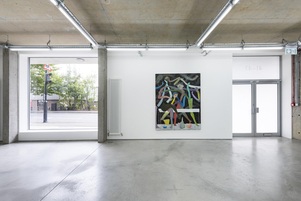 Post Celestial Compost , 2017, Rod Barton Gallery, London