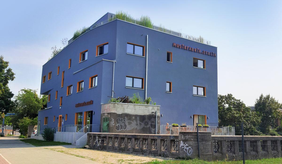 Musikfabrik groove location