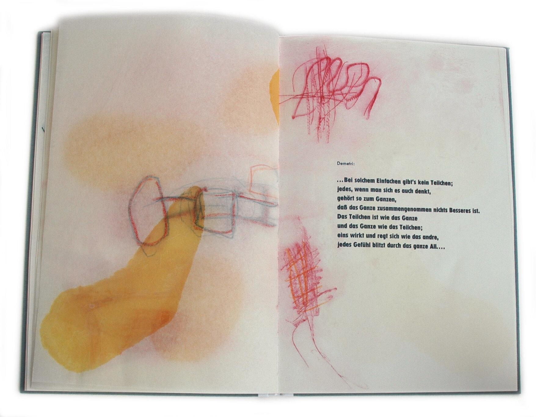 Künstlerbuch »Ardinghello«