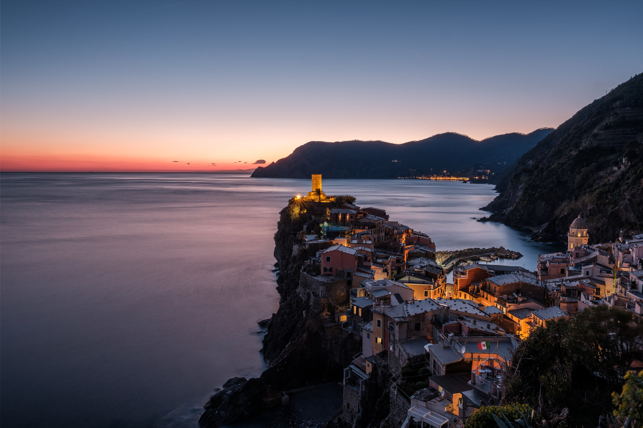 Vernazza, UNESCO World Heritage Site