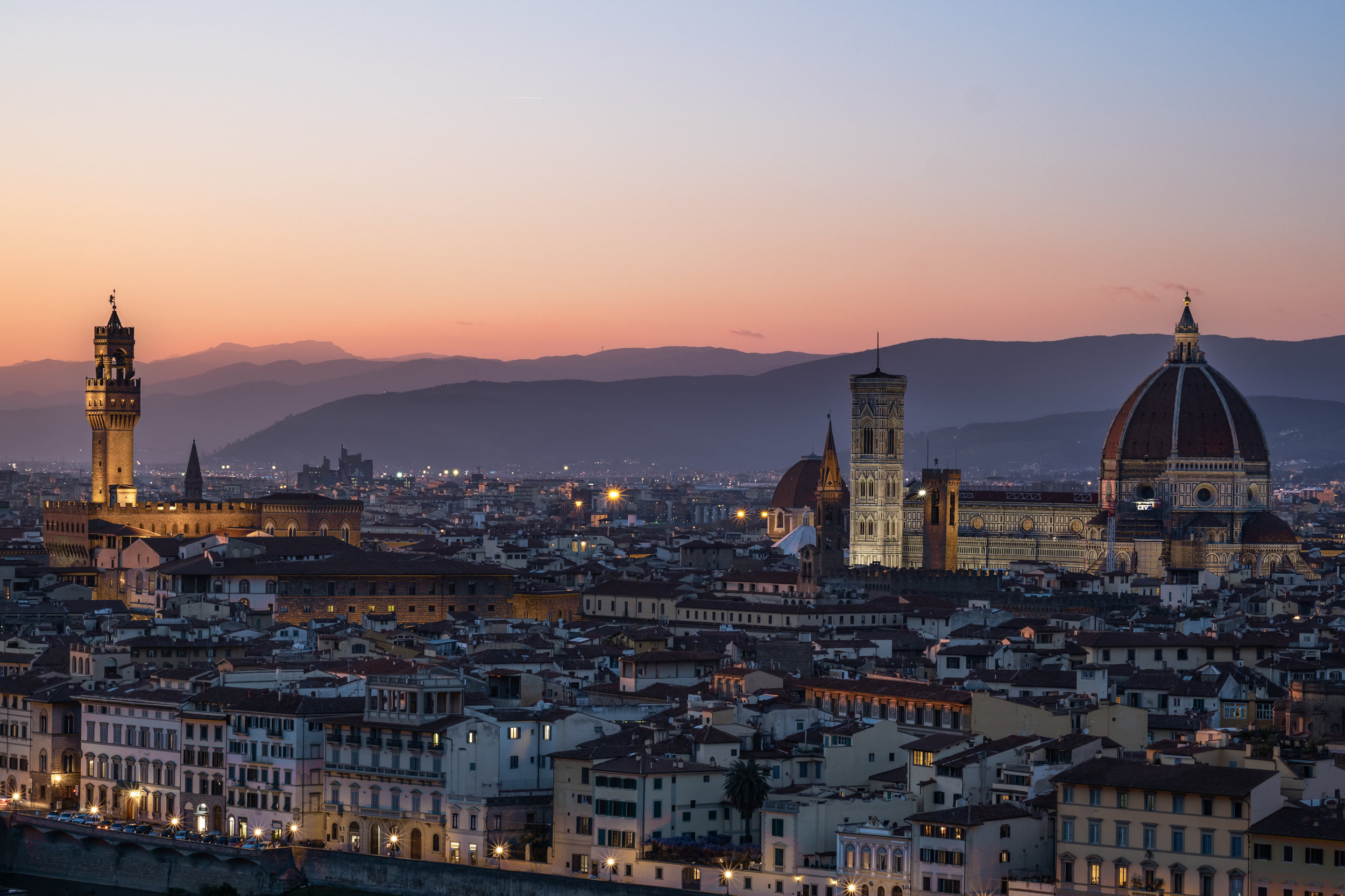 Firenze, UNESCO World Heritage Site