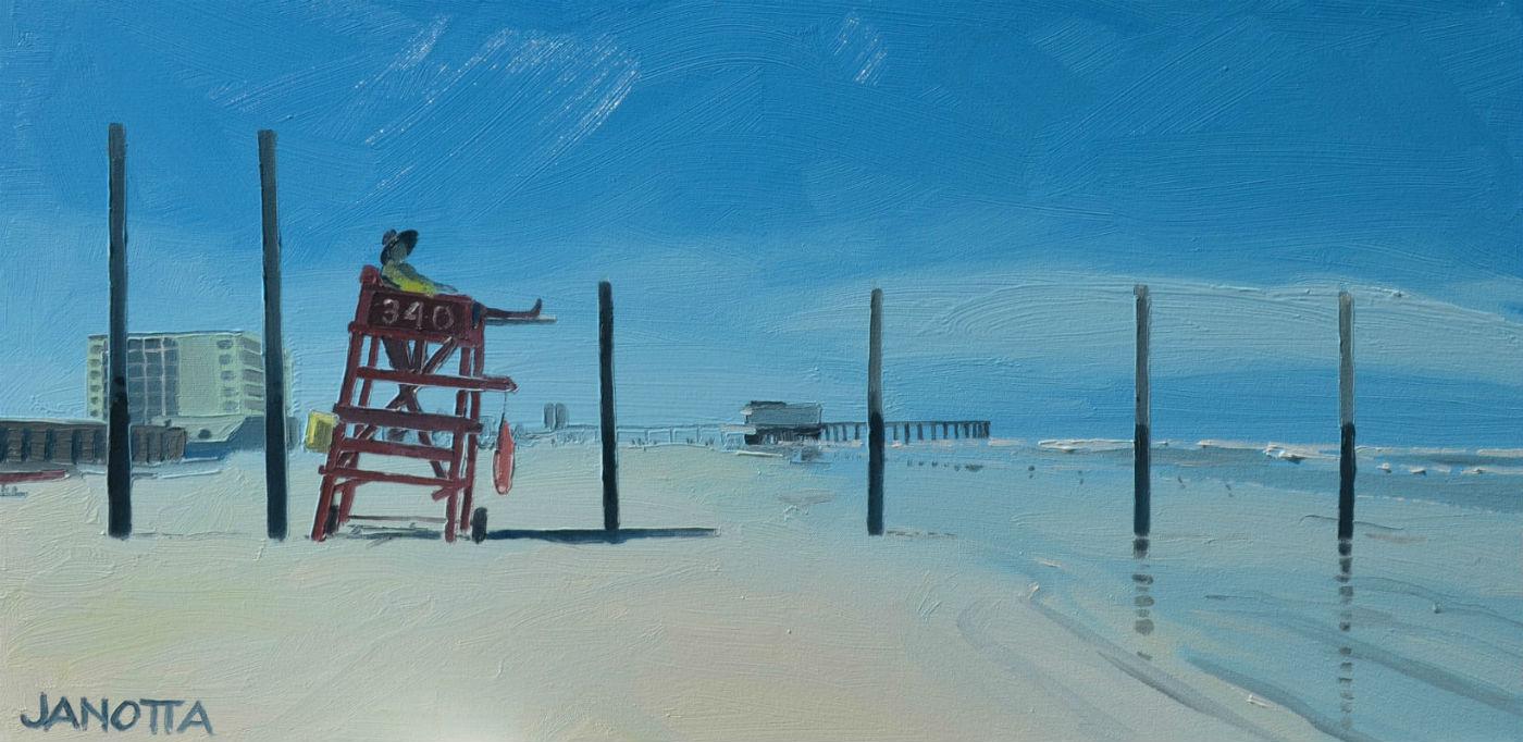 website Daytona Beach Pier 1_18x24_oiloncanvas.jpg