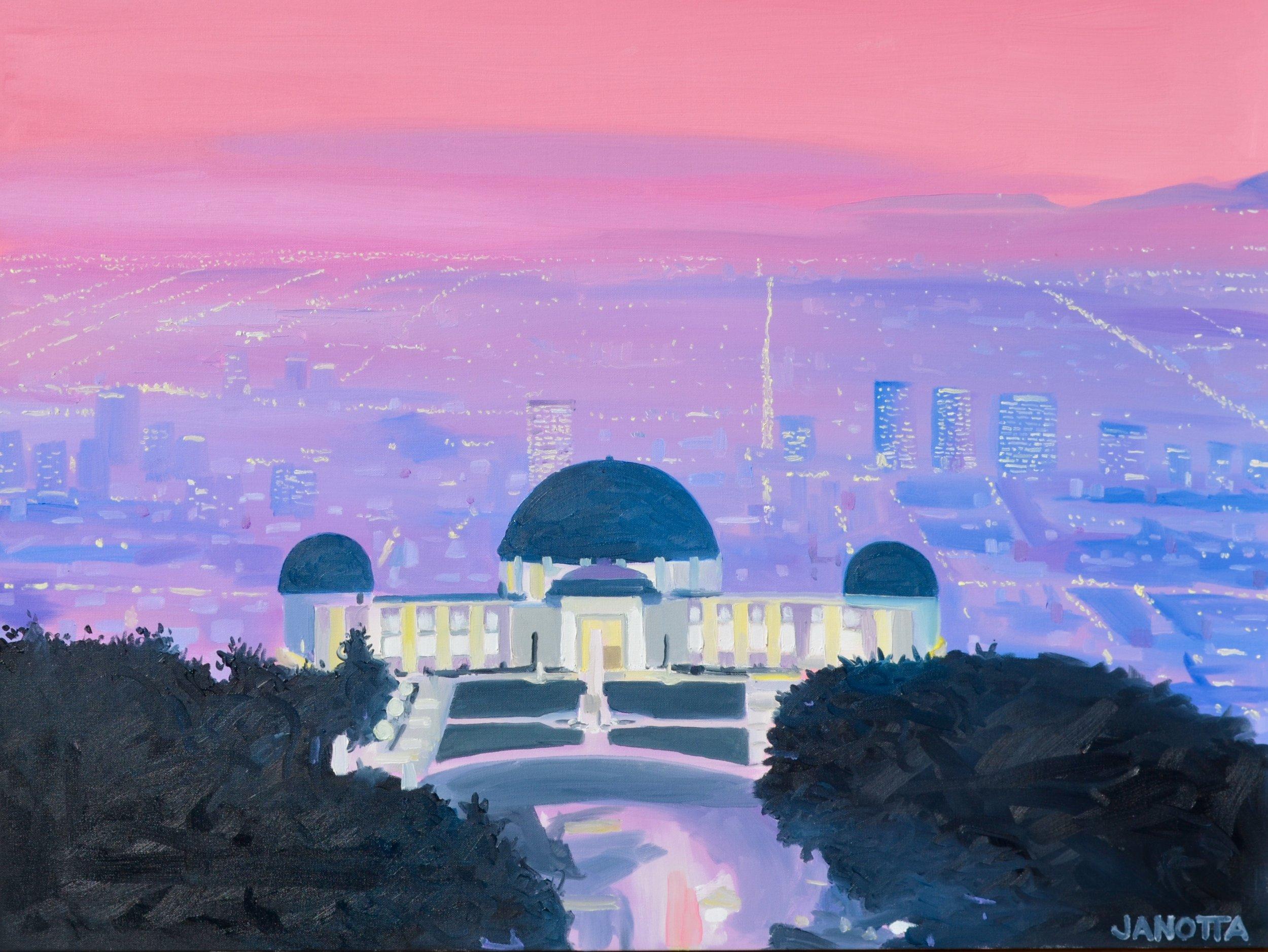 Janotta_Griffith Observatory_40x30.jpg
