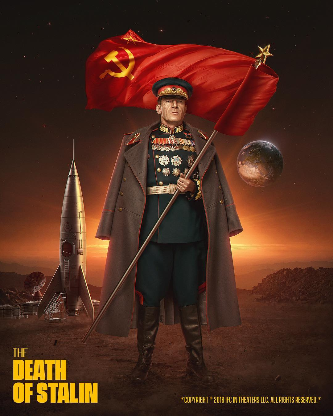 The Death of Stalin / IFC Films
