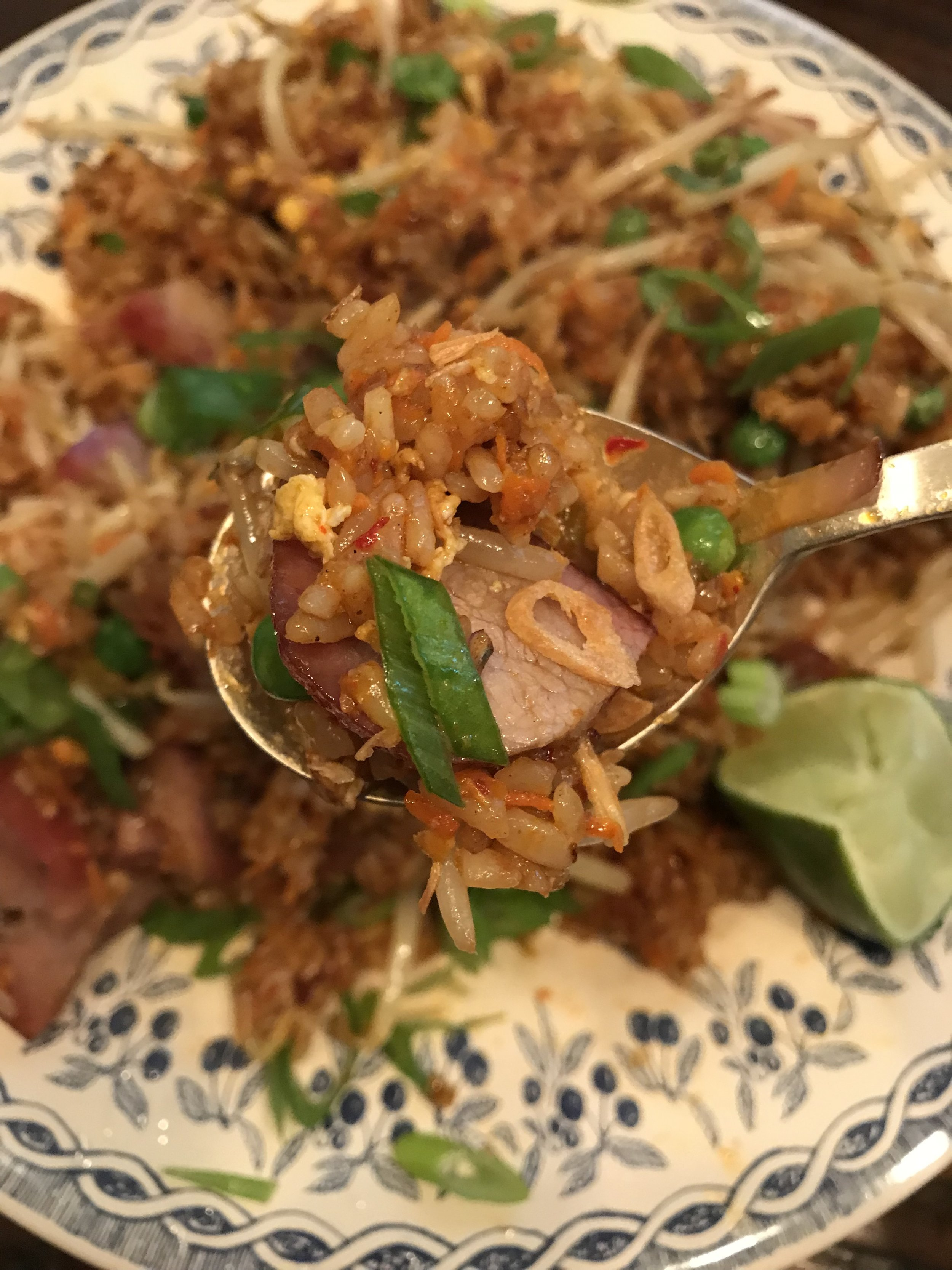 NASI GORENG (INDONESIAN FRIED RICE)  The best fried rice you've never had.