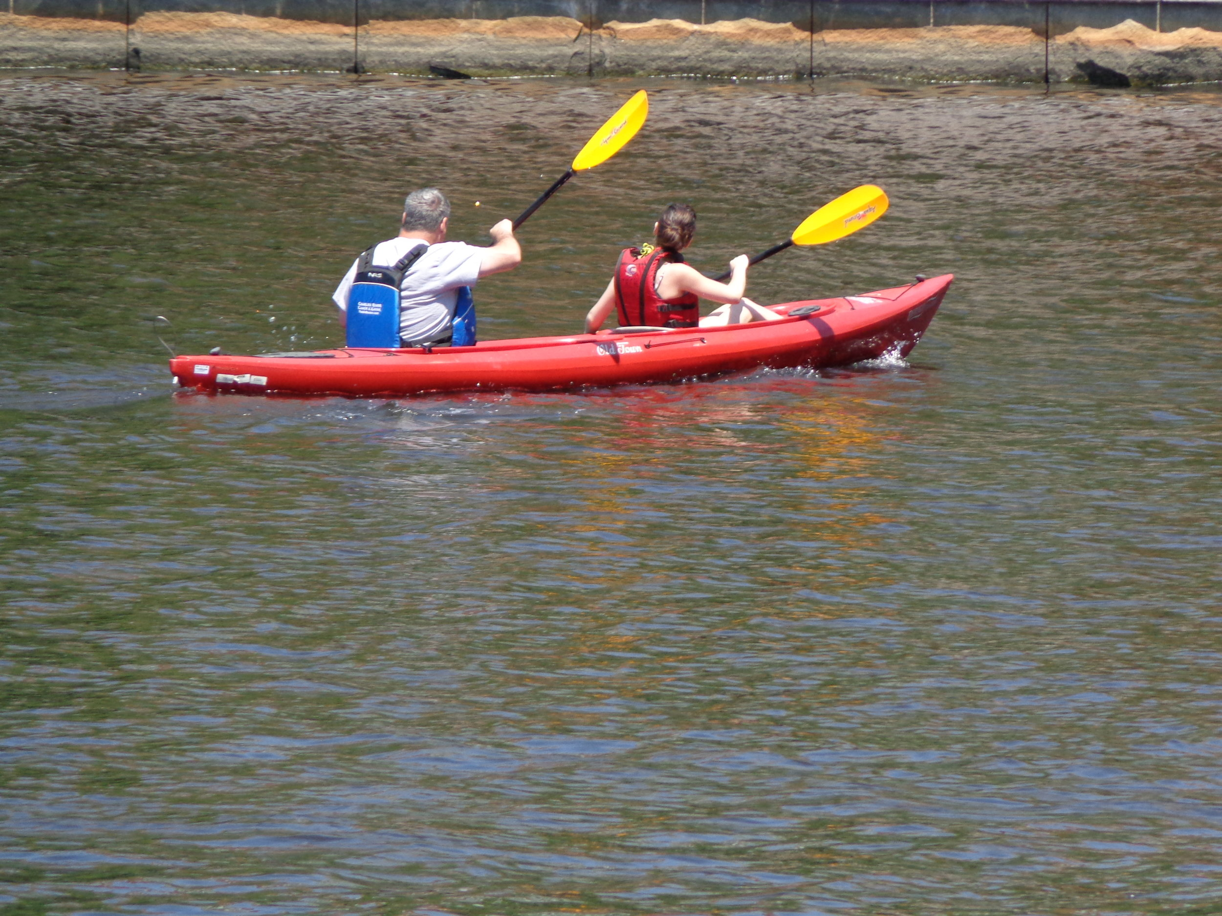 Fresh Water Lake - Paddle away with a friend or just drift in solitude