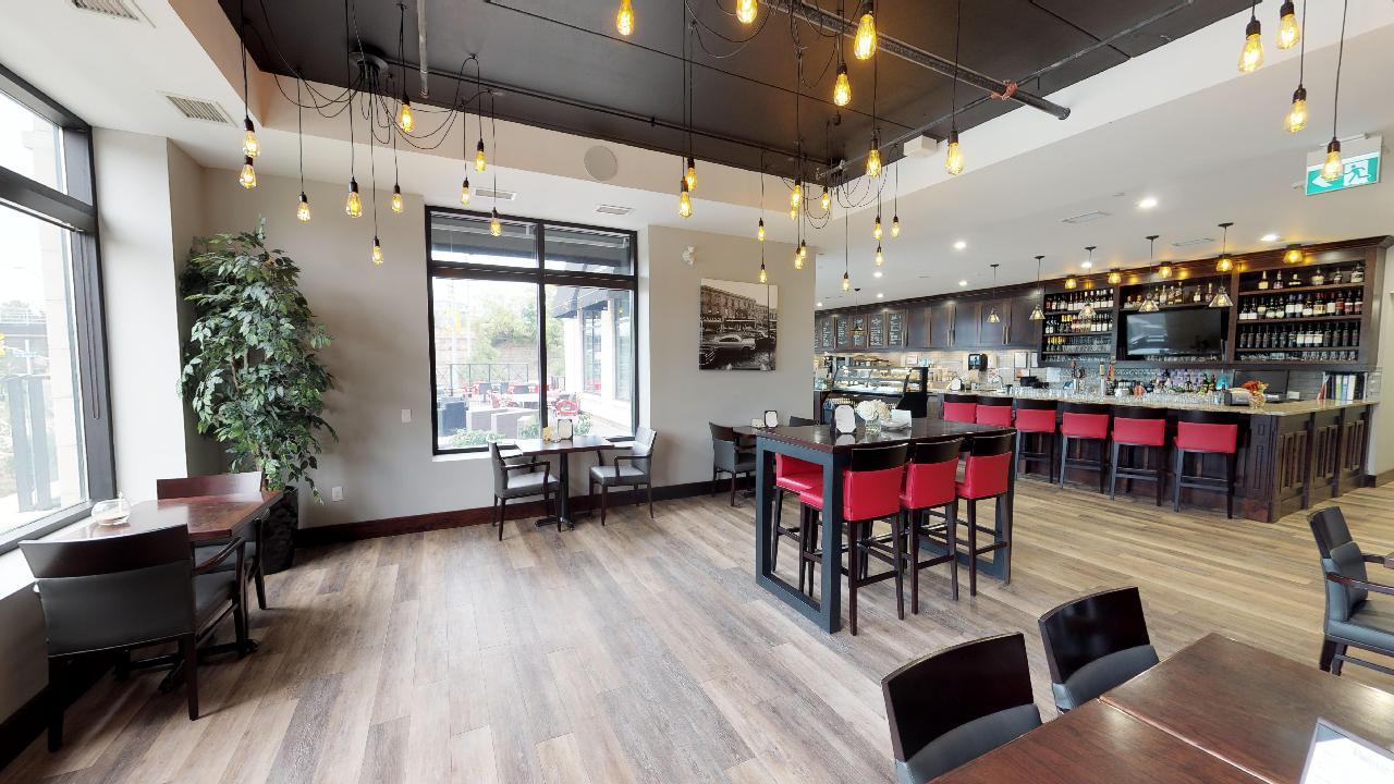Robusta Cafe & Lounge, Guelph   Presented by Adam Stewart, Realtor ®    Chestnut Park West   +1 519.265.2602
