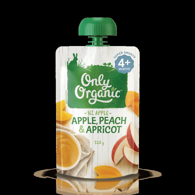 Apple Peach & Apricot