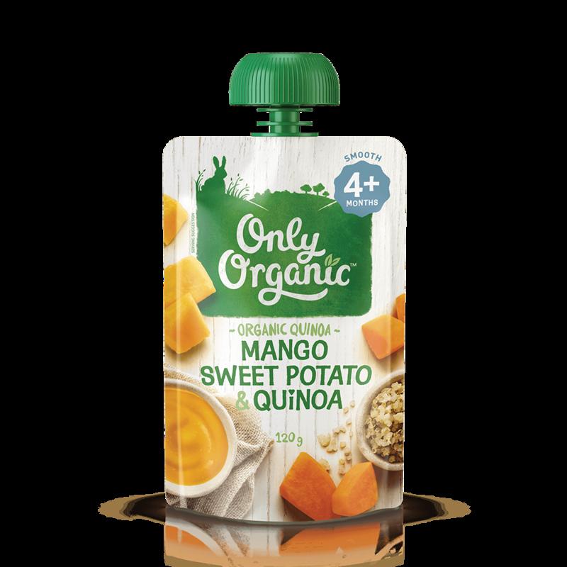 Mango Sweet Potato & Quinoa