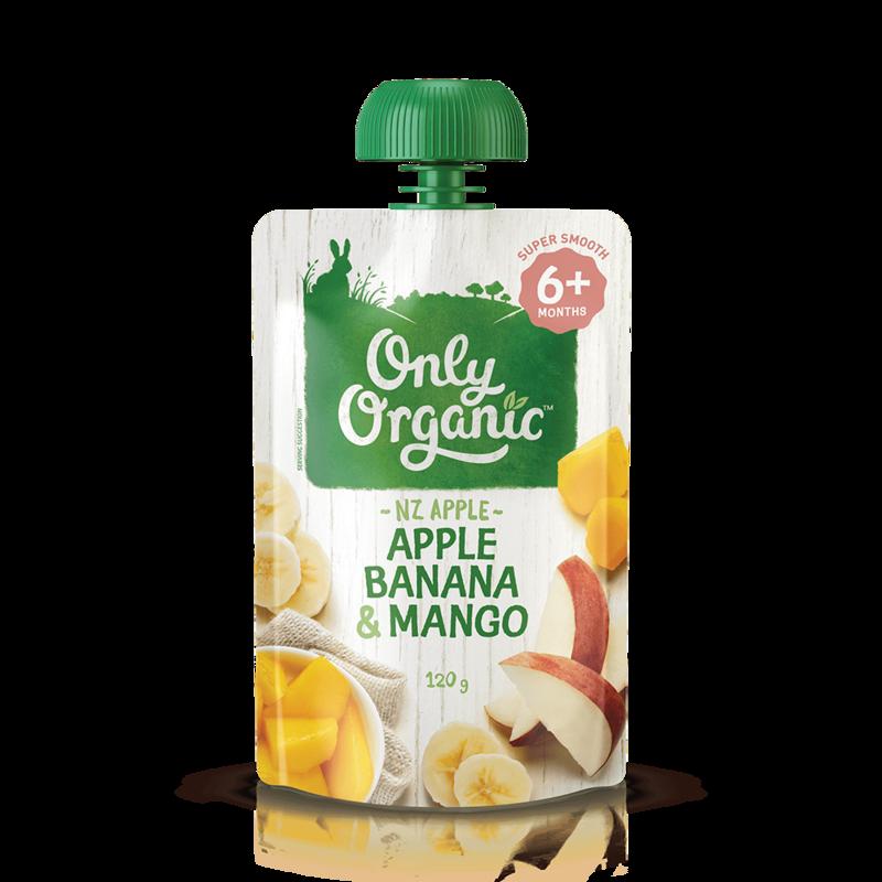 Apple Banana & Mango