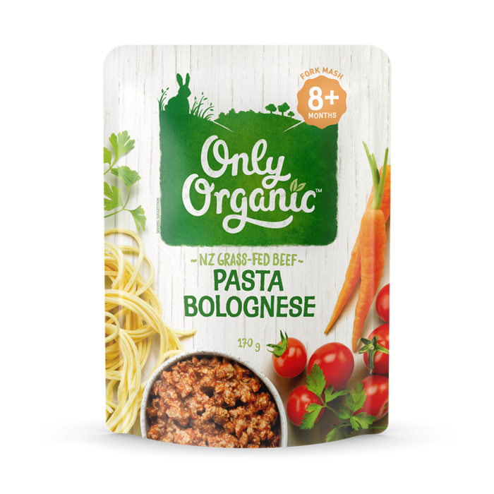 Only Organic Pasta Bolognese 170g
