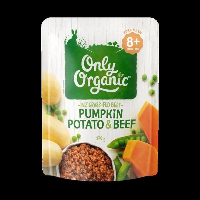 Pumpkin Potato & Beef