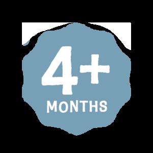 4+months button