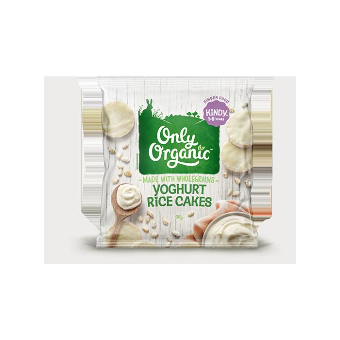 Yoghurt Rice Cakes