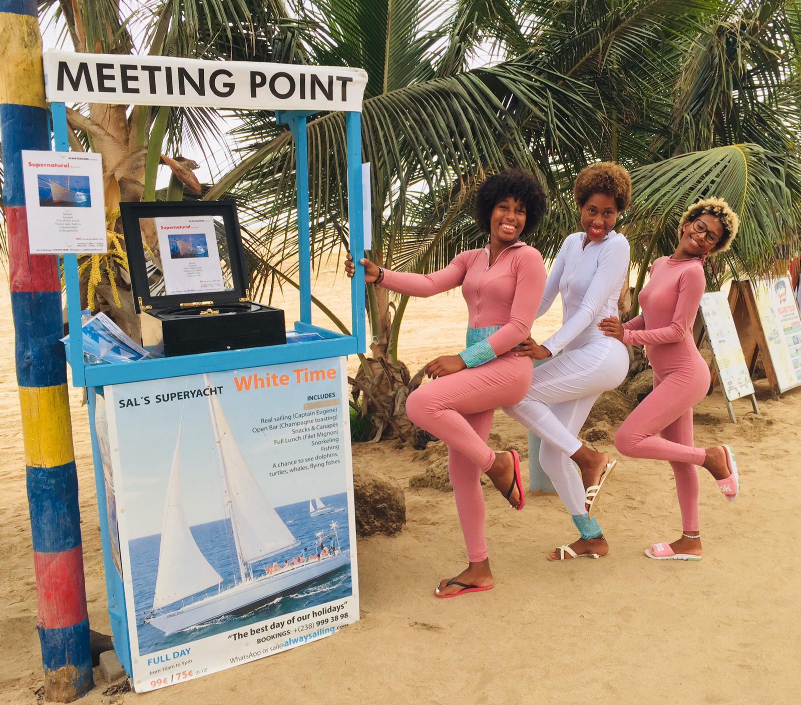 MEETING POINT at RIU resorts