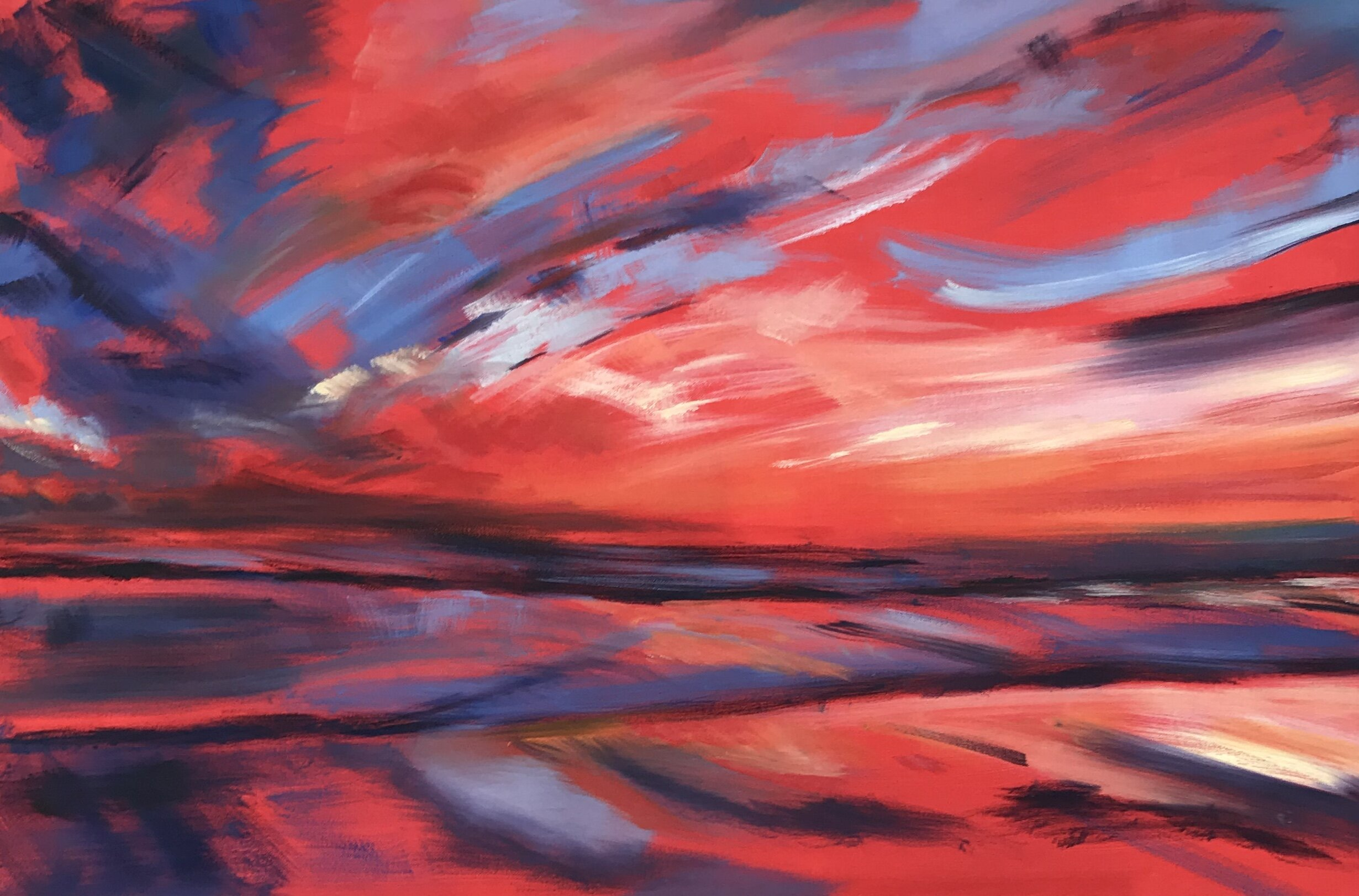 Commission 'Red Skies'