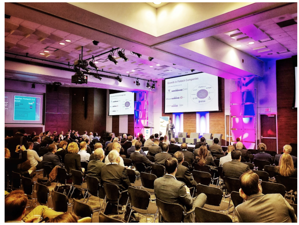 BDC Canadian Fintech Summit: Opening Talk by Peter Misek