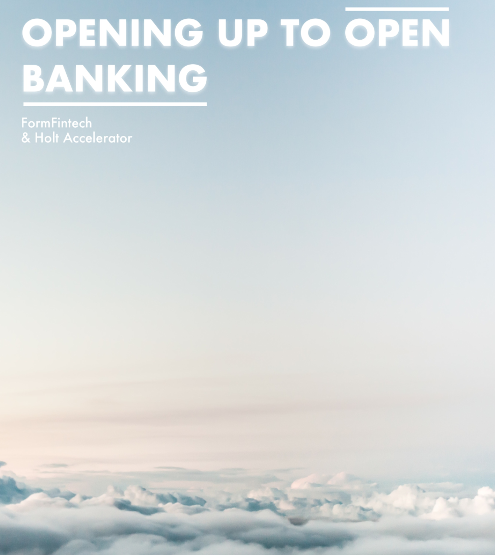 Opening up to open banking - Fintech Cadence  and Holt Accelerator respond to Canada's Department of Finance ask and offers a consultation paper for A review into the Merits of Open Banking requested by the Department of Finance