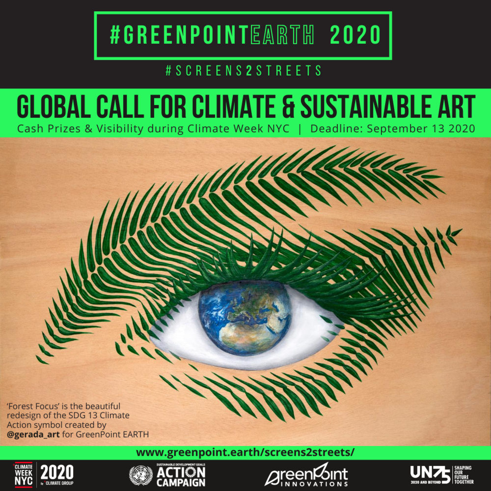 GreenPointEARTH2020-Screens2Streets-Poster