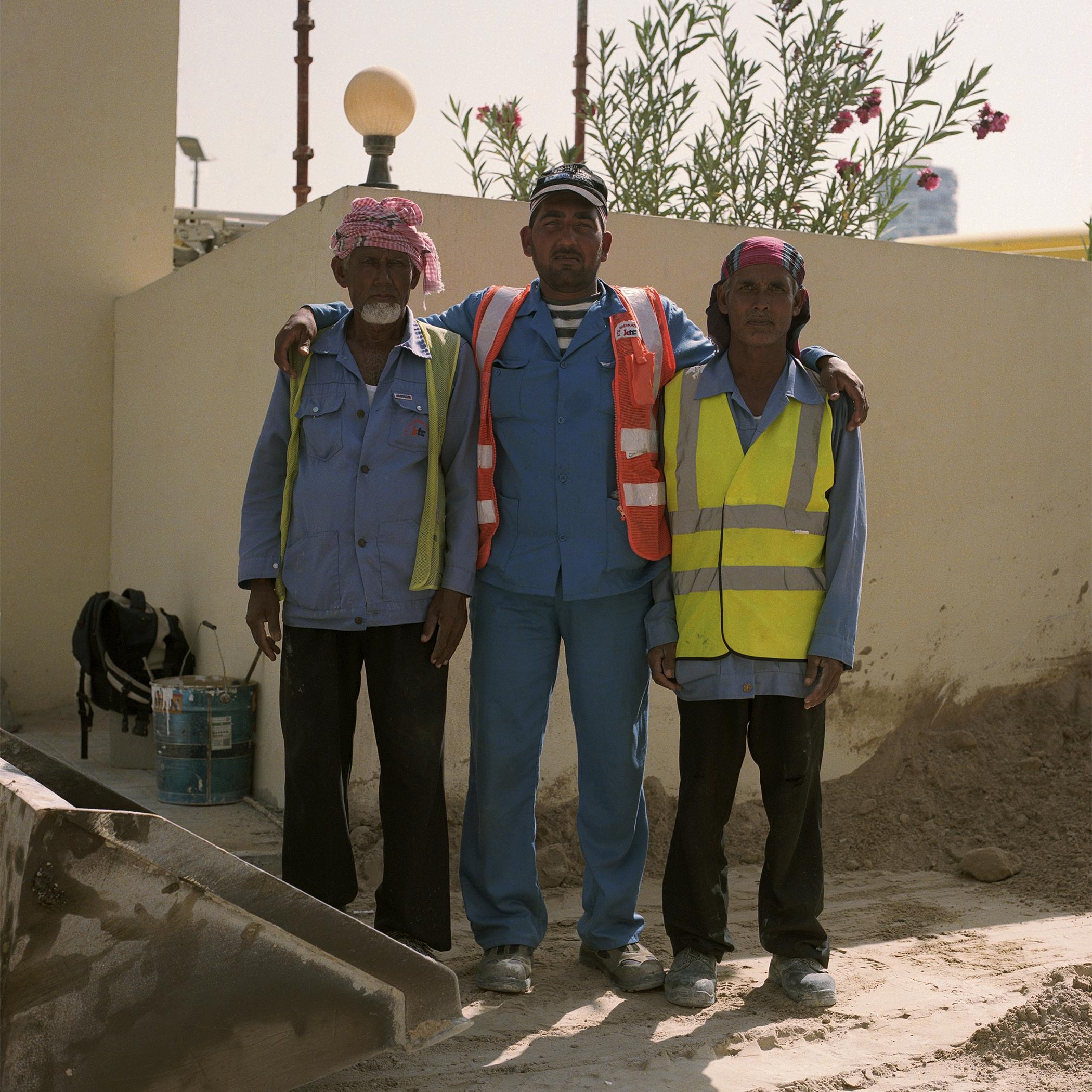 Dubai Labourers 2019