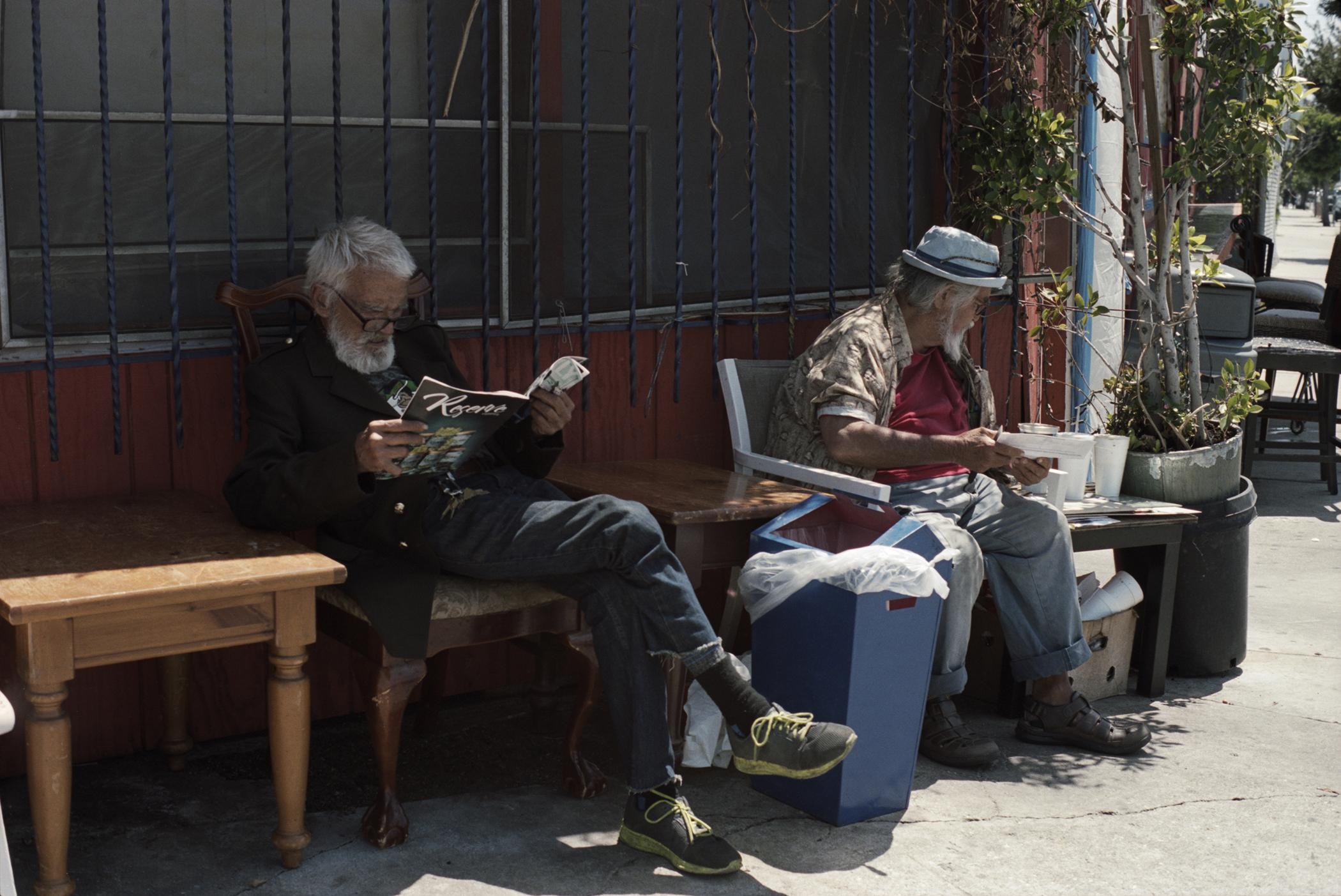 Downtown men - Los Angeles