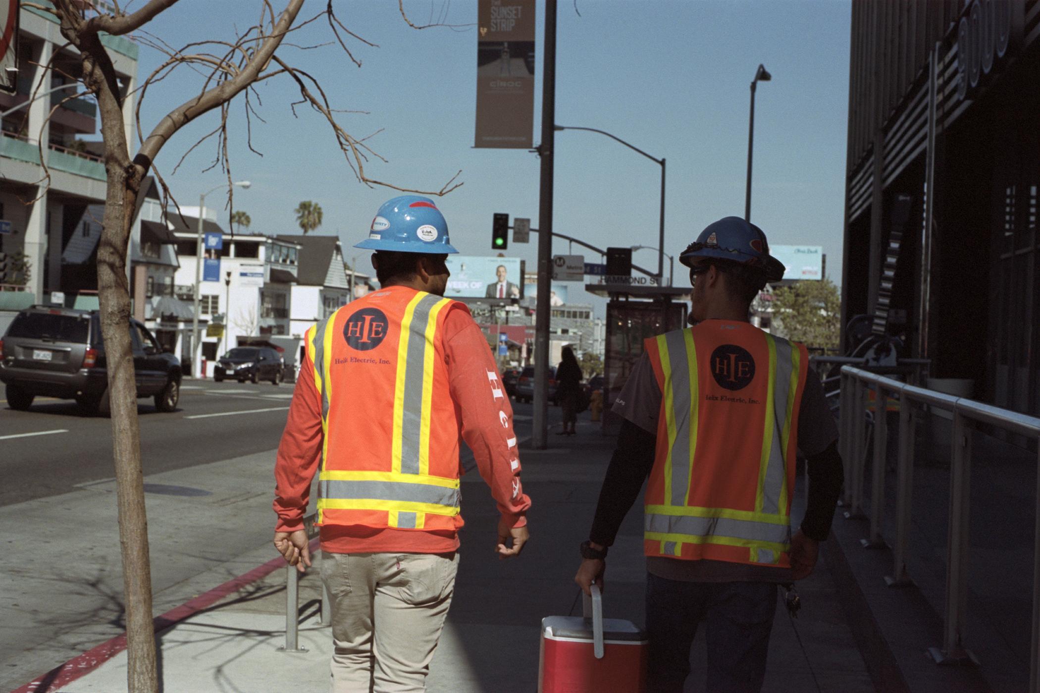Builders - Los Angeles