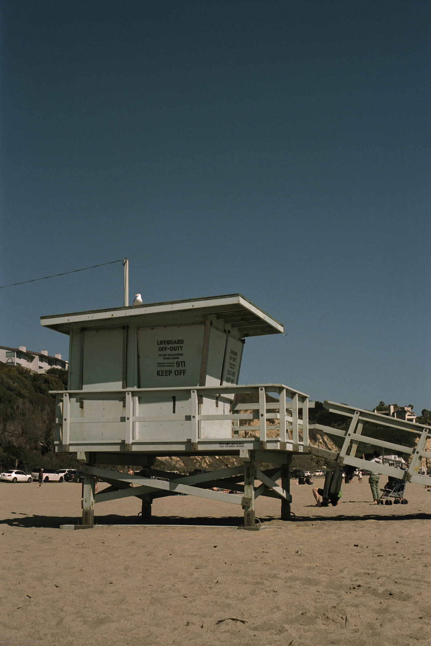 Life Guard Tower - Los Angeles